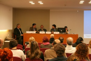 Sessió sobre la gestió compartida de la cronicitat