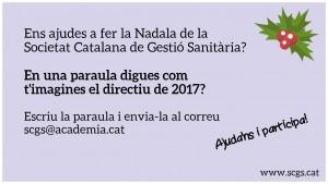 Crida Felicitació Nadal català correu