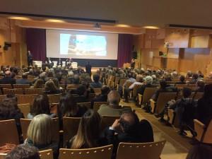 Más de 250 personas han asistido a la presentación del Círculo de Salud
