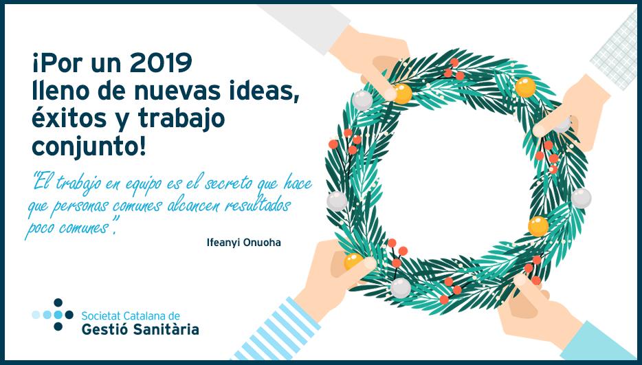 Creacion De Felicitaciones De Navidad.Scgs Mas De 130 Personas Participan En La Creacion De La