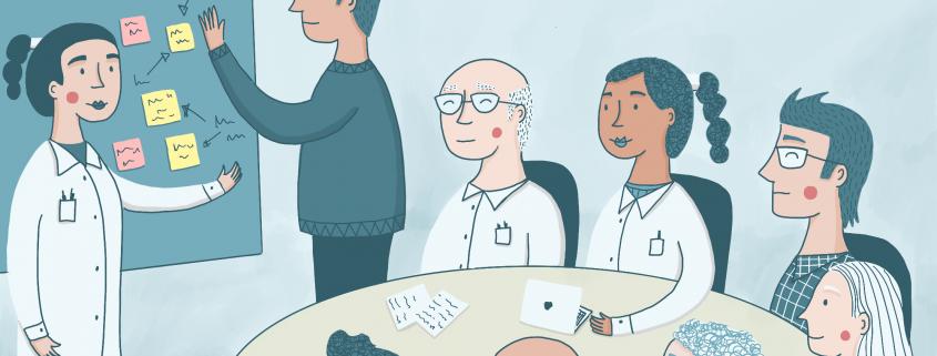 Il·lustració Right Care 2020