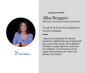 Alba Brugués Post COVID